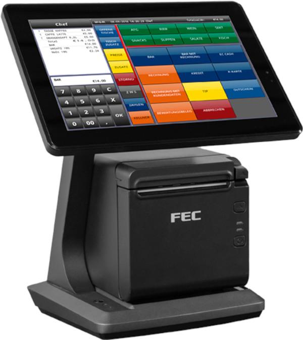 FEC Kassensystem KC-ST-1120W